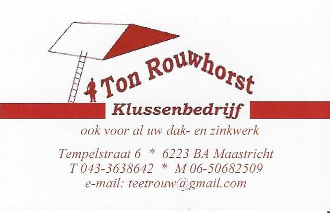 Tempelstraat 6, 6223BA, Maastricht, T:0650682509, Email: teetrouw@gmail.com