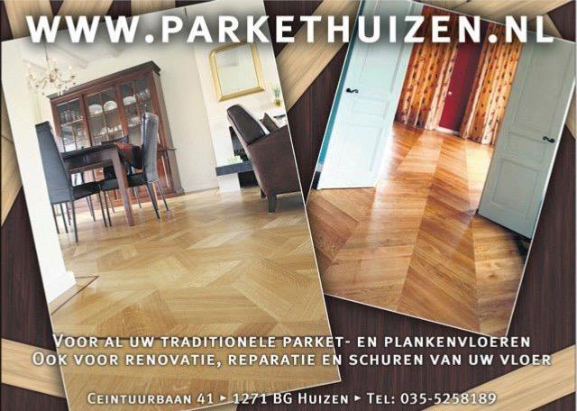 Ceintuurbaan 41 1271 BG Huizen Tel: 035-5258189 Fax: 035-5254987