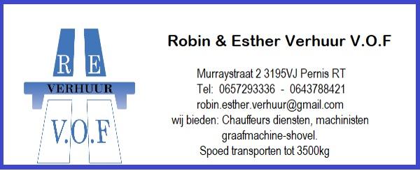 Murraystraat 2, 3195VJ permis, 0657293336 – 0643788421 – robin.esther.verhuur@gmail.com